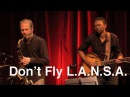 TOINE THYS TRIO: Don't Fly LANSA (with guest hervé Samb on guitar)