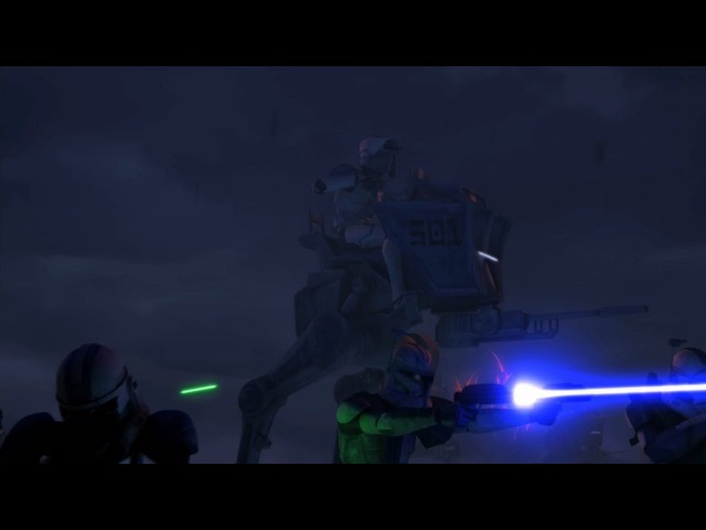 The Clone Wars : Battle of Umbara - Into the Battle [1080p]