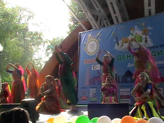 Rajasthani Folk dance by Tarang Chang Baje Re