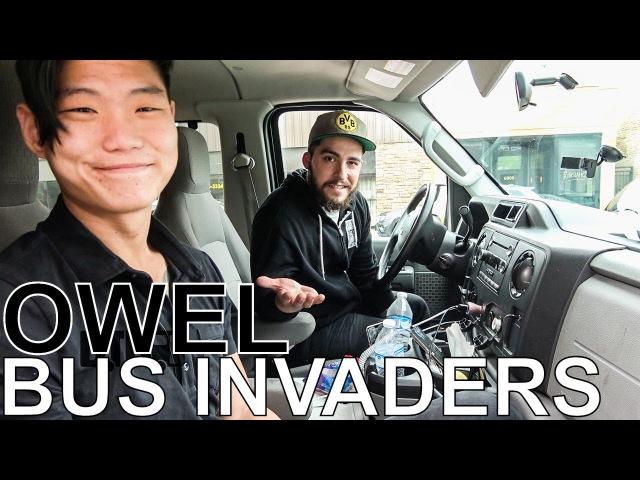 Owel - BUS INVADERS Ep. 1236