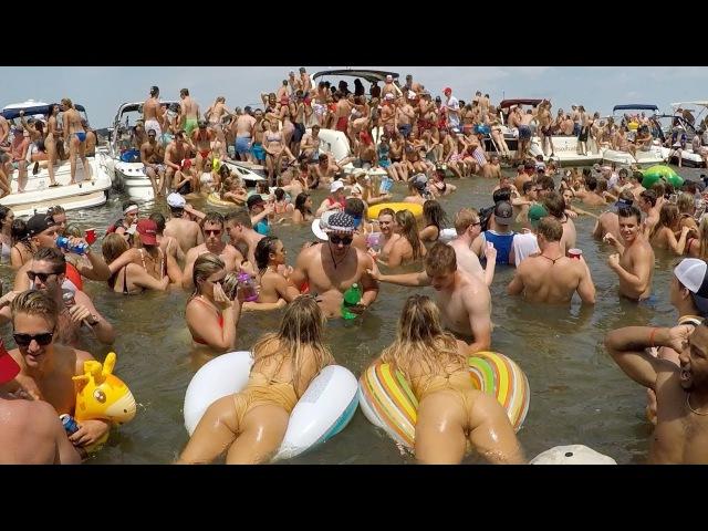 Big Island Party Lake Minnetonka