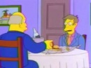 Steamed Hams but nobody talks and there's still a coherent story