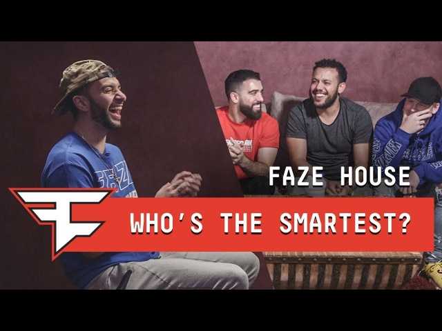 FaZe House: Are We Smarter than a 5th Grader PART 2!