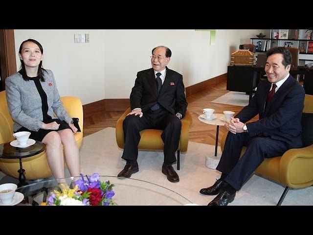 Сближение Севера и Юга: обед в Сеуле