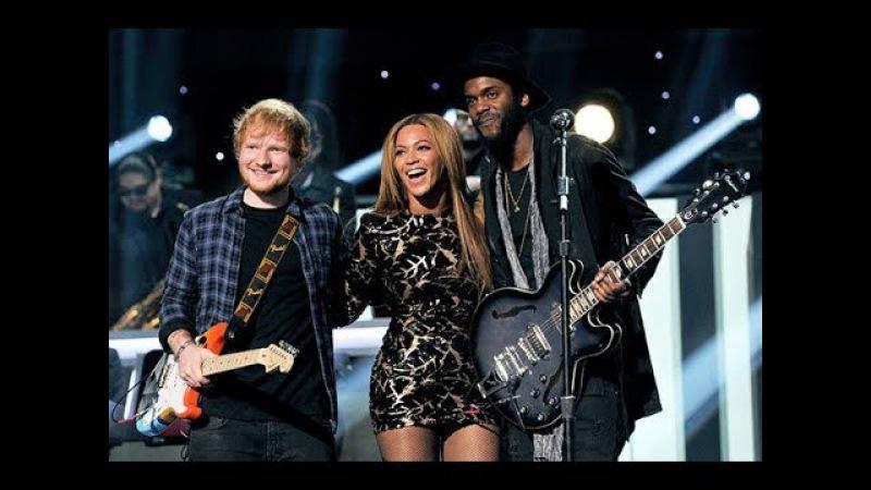 A tribute to Stevie Wonder by Beyoncé, Ed Sheeran and Gary Clark Jr.