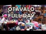 Otavalo Indigenous Market-Cuicocha lake-Peguche waterfall-Ecuador 2016