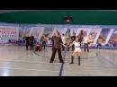 Кудрявцев Михаил - Николаева Екатерина. ЧР 2016 DnD Stars 1-е место