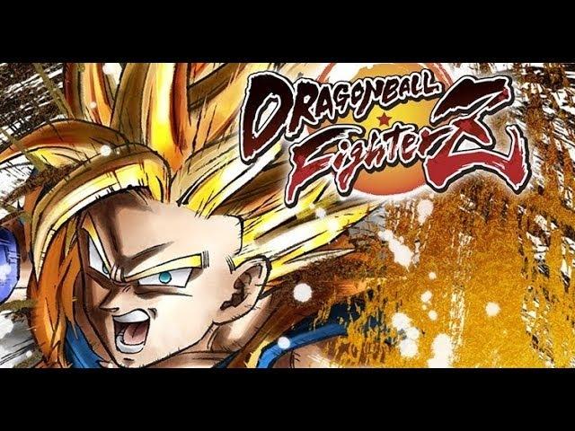 DRAGON BALL FighterZ Beta Обучение