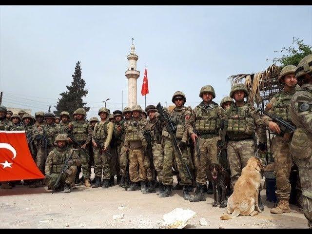 AFRİN KONTROL ALTINA ALINDI 18 MART ÇANAKKALE ZAFERİ