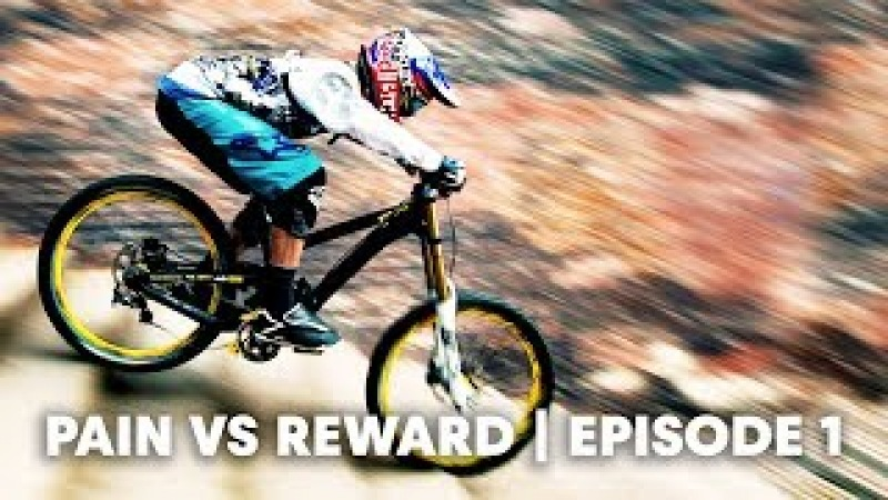 Downhill MTB injury risks are real. | Pain vs Reward E1