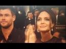 Angelina Jolie at Golden Globes Awards - 2018