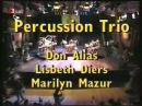 Don Alias Percussion Trio Jazz Baltica 1999