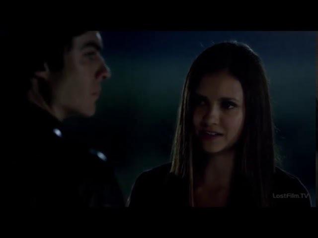 The Vampire Diaries (Дневники вампира). Delena - иная реальность