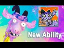 New Ability - Psychedelic Goat (Rose) in Plants vs Zombies: Garden Warfare 2