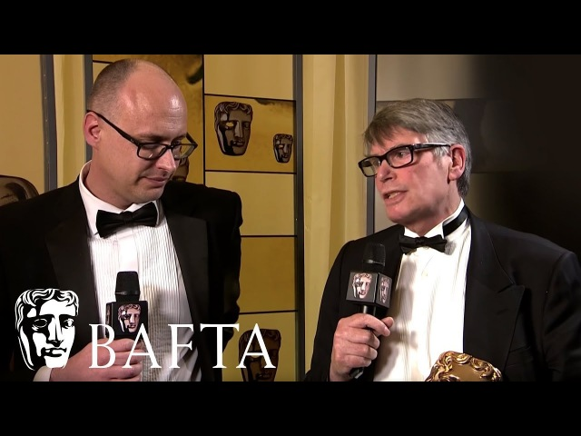 NFTS's Backstage Interview for Outstanding British Contribution   EE BAFTA Film Awards 2018