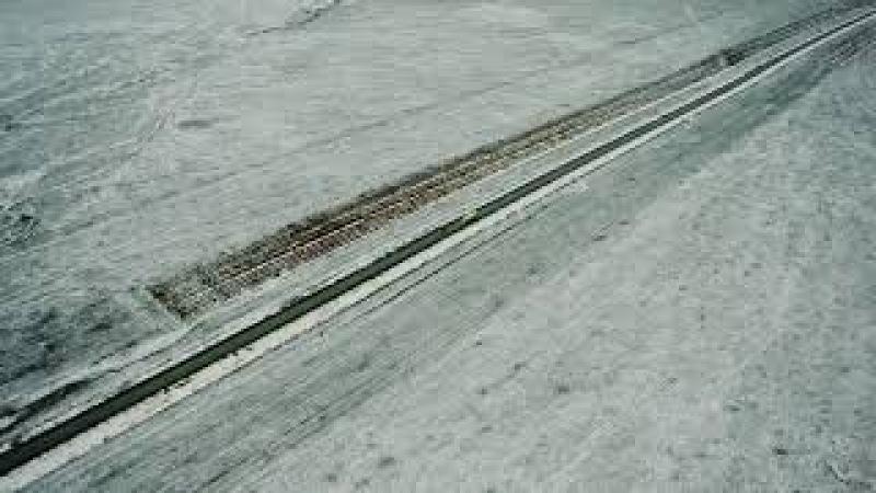 Путешествие в Калмыкию! Зима в степи на канале ZaanOnline -