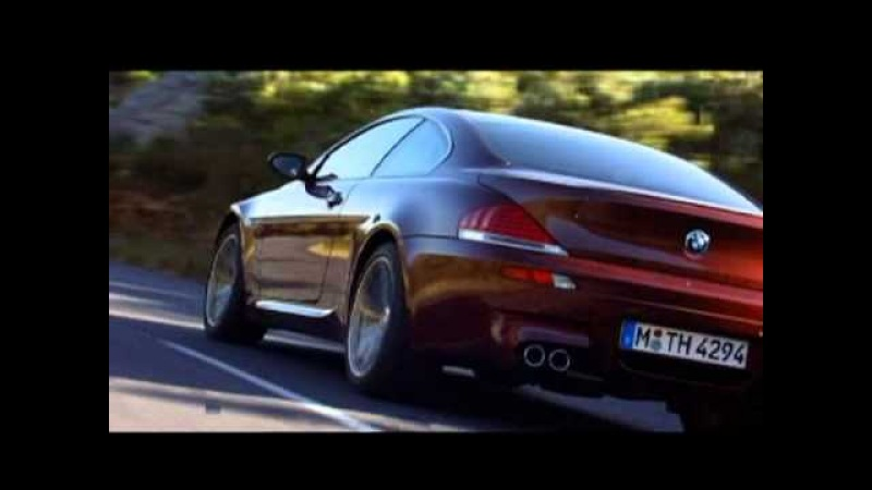 BMW M6 Promotional Video