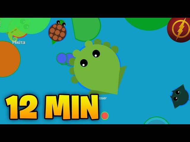 Mope.io - Kraken in 12 min Update