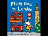 Maisy goes to London by Lucy Cousins: Read by SUPER BooKBoY!