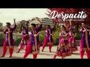 Despacito INDIAN DANCE Fusion Kumar Sharma Svetlana Tulasi Kathak Rockers