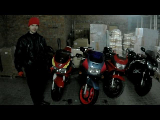 МОТОБАЗА. В 4 города отправили мотоциклы клиентам. WWW.MOTOBAZA.BIZ