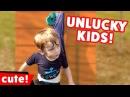 Funniest Unlucky Kids Compilation April 2017 Kyoot Kids