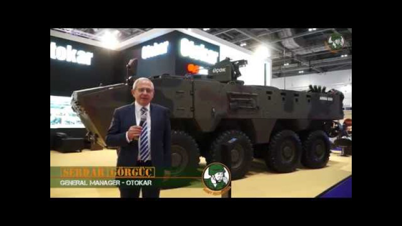 DSEI 2017 Turkish defense and security industry Pavillon SSM