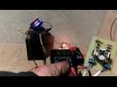Тест генератора ПЛМ Ветерок. Нешунтирующий тиристорный регулятор Часть 3.1