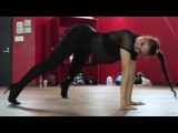 Natalie Bebko (15 years old) Dancing with heels - Privacy - Chris Brown - Willdabeast choreography