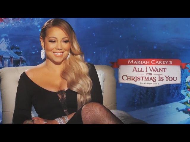 Mariah Carey - Interview On 'Lorraine' (13th November 2017)