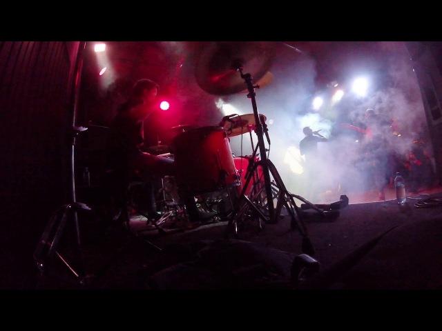 Thundercats - outcast drumcam