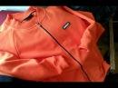 Sewing course part 2 overlock How to sew a long sleeve shirt Raglan zipper Bluza z ekspresem