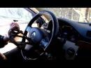 Снятие приборного щитка VW passat B6 часть 1