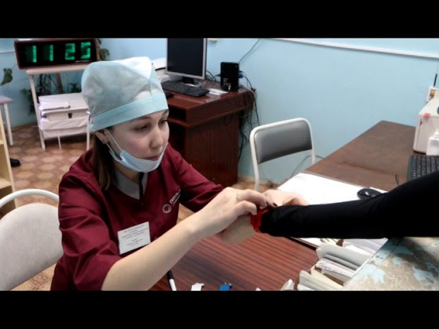 В больнице Нефтекамска внедерена система идентификации пациентов