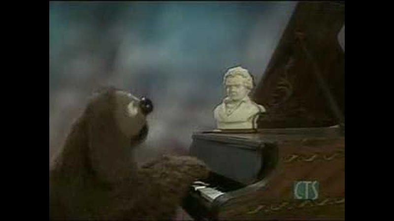 Muppet Show. Rowlf the Dog - Eight Little Notes (s3e12)