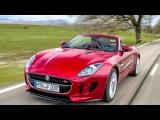 Jaguar F Type S Convertible EU spec