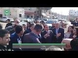 Сирия долину Вади аль-Насара и замок Крак-де-Шевалье снова сделают центром тури ...
