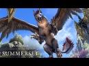 The Elder Scrolls Online: Summerset – видеоролик игрового процесса