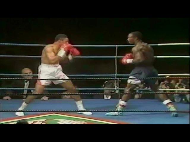 Chris Eubank vs Michael Watson II Charles LcStovall
