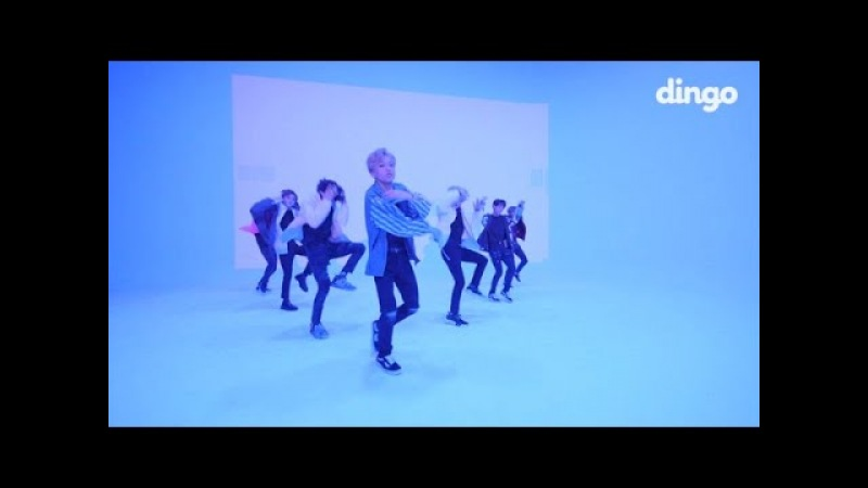 의상 전환이 어려운 NCT 마크 (feat. 파닥파닥) / 100초댄스 비하인드