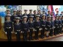 Посвящение в кадеты прошло в Вологде