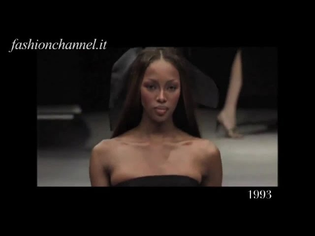 NAOMI CAMPBELL History 1993 - 2004 by Fashion Channel