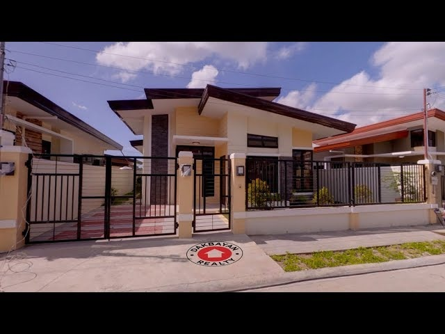 Beautiful, 3-Bedroom Bungalow House and Lot For Sale at Ilumina Estates Phase 2 | Dakbayan Realty