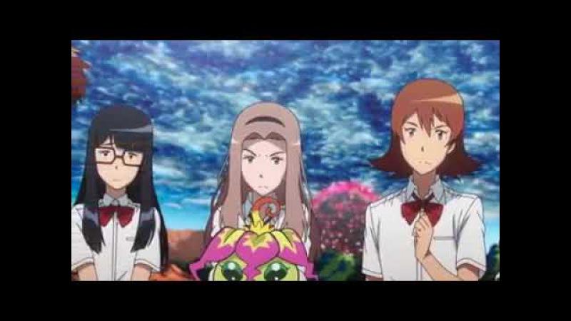 Digimon Tri - Teaser 6 ova - Nosso Futuro.