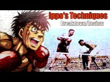 The Real Boxing Techniques of Hajime No Ippo Explained - ReviewBreakdown