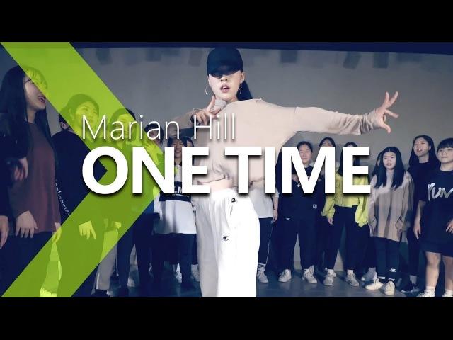 Marian Hill One Time Jane Kim Choreography