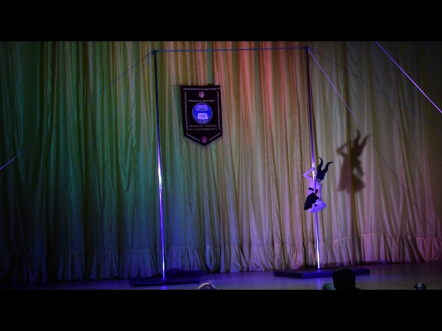 Теутул Поліна Олександрівна Fly Dance Studio POLE DANCE Діти 7 9 років аматори
