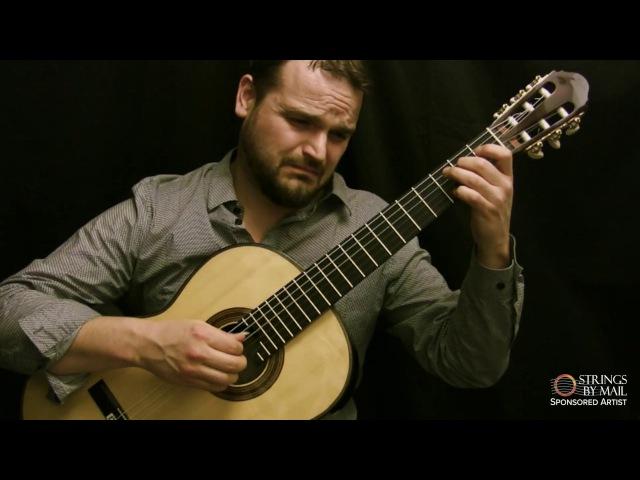 Matt Palmer plays Night by Sergei Rudnev