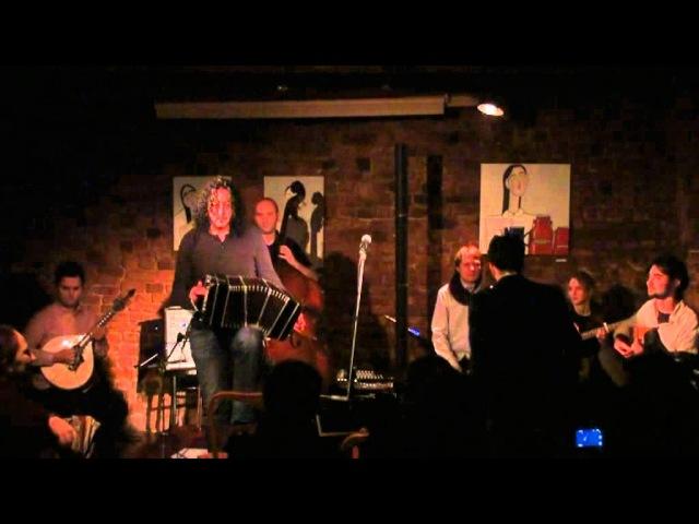 Joao de Sousa Fado Polaco - Sodade - live @ Mleczarnia, Wroclaw