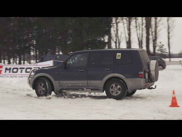Снежно-ледовый спринт 4 (часть 6) г. Витебск 10.03.2018